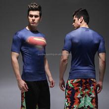 Top Sale Sublimation Mens Compression Wear, Compression Shirt