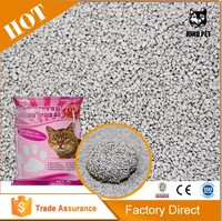 Super Absorbent Cat Litter With Wood Pellet