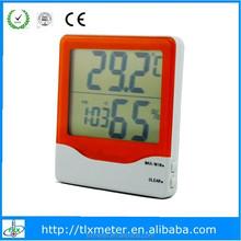 Digital Hygrometer Thermometer Watch