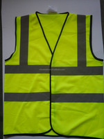 polyethylene suit safety equipment clother summer design reflective safety vest