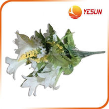 9 years no complaint factory directly cheap wholesale silk flower artificial flowers
