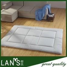 Summer wool mattress pad
