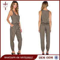 2015 New Sexy women adult thermal short jumpsuit