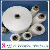 China Factory Sell Paper Cone Of 100% Polyester Spun Yarn For Sewing Thread Exported To Chittagong