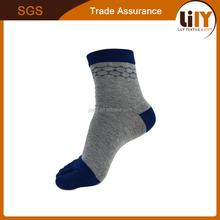 2015 Men's four seasons business socks manufacturer provides straightly socks cotton soft mens sock for sports