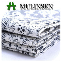 Mulinsen Textile Hot Sales Printed Woven Voile Fabric American Cotton