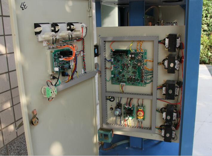 Inductie verwarming voor bouten maken machine andere metalen en metaalbewerkingsmachines product - Ondersteuning fer smeden ...