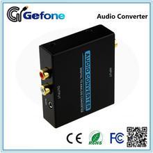Digital Audio to Analog Audio Converter (Toslink to R/L)