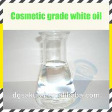 cosméticos aceite mineral aceite de parafina de aceite blanco