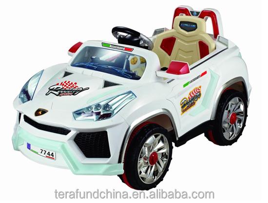 New Ride On SUV