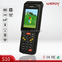 Waterproof dual sim Wifi 3G Android os laser gsm mobile phone scanner