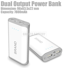 Top Quality Universal USB 5V 2A 18650 Power Bank Battery Box Charger for iphone samsung Any Smartphone External Battery Pack