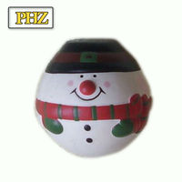Promotion gift innovation design squeeze stress toy ball BA008