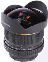 8mm f/3.5 Fisheye Lens for the most famaous digital cameras
