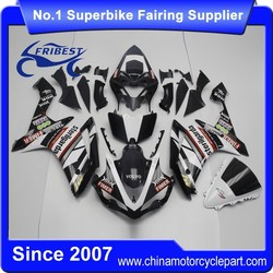 FFKYA005 China Fairings and Windshields Motorcycle For R1 2007 2008 Black Sterilgarda 2 Drop Ship