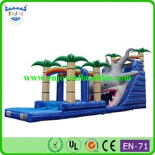 commercial China Alibaba largest inflatable slide/ large inflatables/ inflatable products