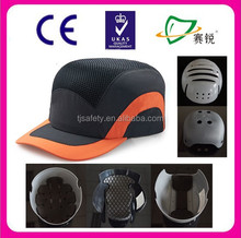 baseball style safety bump cap work wear hard hat head protection products