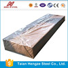Supply High Quality Decorative Metal Roofs prices/color Corrugated Steel Sheet