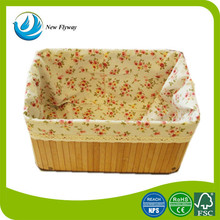 best selling products in european Bamboo collapsible storage bin