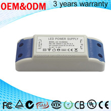 seestar SSD-AG ac dc indoor plastic cover 30w 36w constant current dimmable led driver
