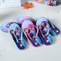 New Products Slippers Guangzhou Frozen Flip Flop