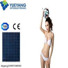 250W High Effiency Poly solar panels with certificate Eu antidumpting free