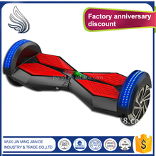 battery power self balancing skate electric skateboard electric scooter 25 km with bluetooth