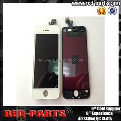 Mobile phone accessories for iphone 5 lcd digitizer,for iphone 5 lcd original