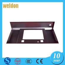 WELDON/OEM/ODM anodizing stamping parts fabrication with excellent experiences