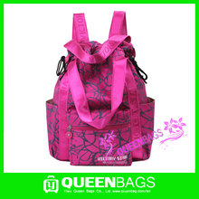 2015 personalized old school gym bag with factory direct supply