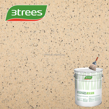 3TREES Hot sell Premium Stone Texture Paint for Exterior Wall Finish