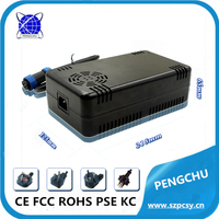 ce fcc rohs approved 250w power supply 12v ac adapter