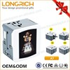 New Fashion CE/Rohs Wholesale Standard Travel Adapter Plug Korea