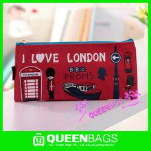 Specialized manufacturer printed gift pencil case bag