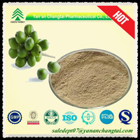 Hot Sale high high quality free sample green coffee bean extract powder