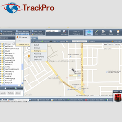 real-time gps tracking system for fleet management/motorcycle/kitten/taxi/puppy/animal