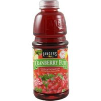 Langers Cranberry Fuji Juice 32oz