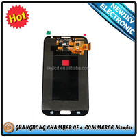 Wholesale lcd spare parts for samsung galaxy note 2,Accept Paypal