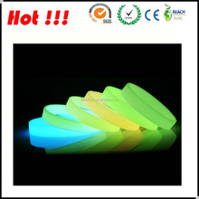 new product cute silicone band/glow in the dark silicone bracelet/gifts
