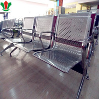 Stainless steel bench seating