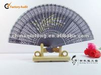2012 New product!!!gift sandalwood fan