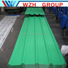 Corrugated Steel Roofing Sheet/Zinc Aluminum Roofing Sheet/Metal Roof china supplier