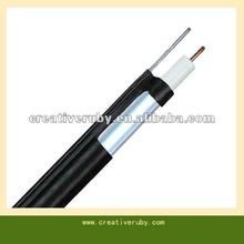 CATV HFC hardline messenger QR540 outdoor coaxial cable