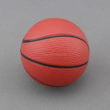 PU foam basketball stress ball