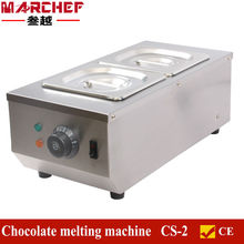 2GN PAN Commercial Electric Food Warmer/cheese/Chocolate melting machine/hot chocolate machine