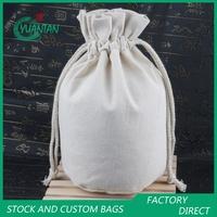 China Wholesale Canvas Tea Bag Coffee Bean Pouches