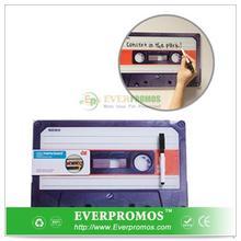 Novelty Design Retro Cassette Dry Erase Whiteboard For Fun