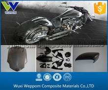 Custom High Performance Carbon Fiber Motorcycle Parts