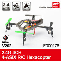 2.4G 4ch 3D rc four axis ufo V202,rc quadcopter,toys helicopter