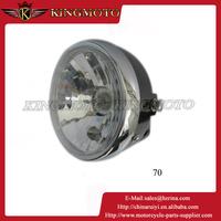 CD 70 Motorcycle Motorbike Headlight 3000LM High Low Beam & Flash C REE U5 LED Driving Fog Spot Head Light Lamp